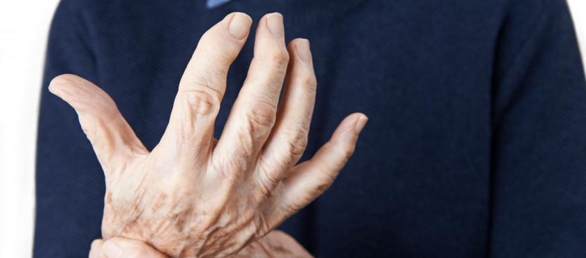 main of Managing Arthritis Pain