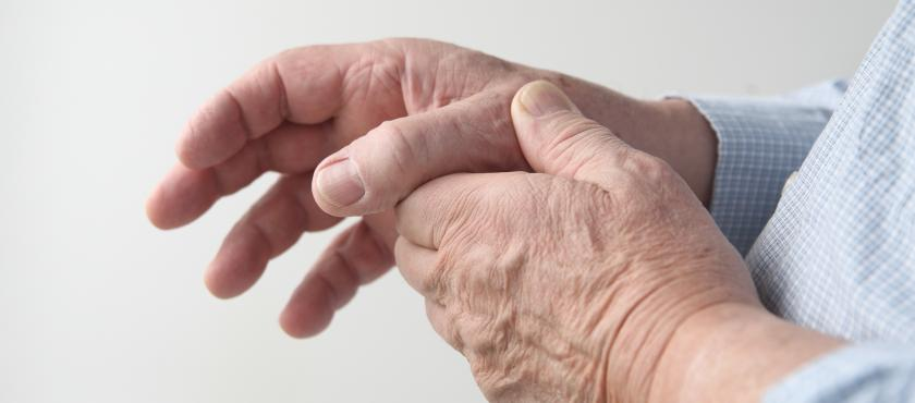 A Guide to Living Well with Osteoarthritis - A Lot About