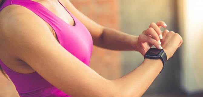 thumbnail of Get Fit Using Personal Health Monitors