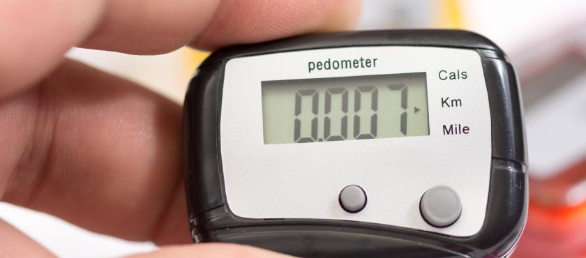 main of Meet Your Fitness Goals Using a Pedometer