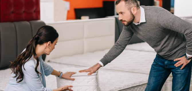 thumbnail of Get the Benefits of Better Sleep With the Right Mattress