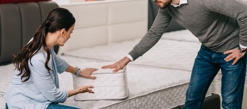 main of Get the Benefits of Better Sleep With the Right Mattress