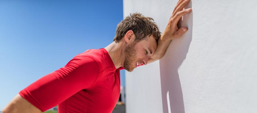 main of A Hot Day Puts People At Risk Of Heat Stroke (healthychoice)