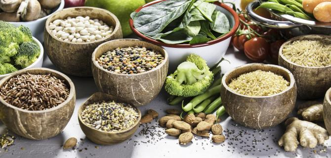 c-thumbnail of High Fiber Levels Can Come From Many Different Foods