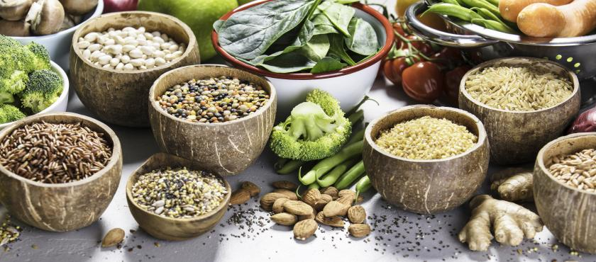 main of High Fiber Levels Can Come From Many Different Foods