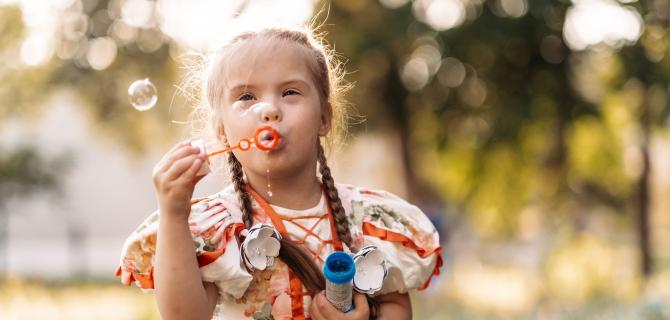 c-thumbnail of Down Syndrome May Cause Developmental Delays To Those Who Have It