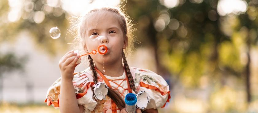 main of Down Syndrome May Cause Developmental Delays To Those Who Have It