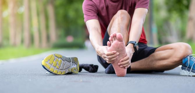 c-thumbnail of That Sore Foot May Be Due to Plantar Fasciitis