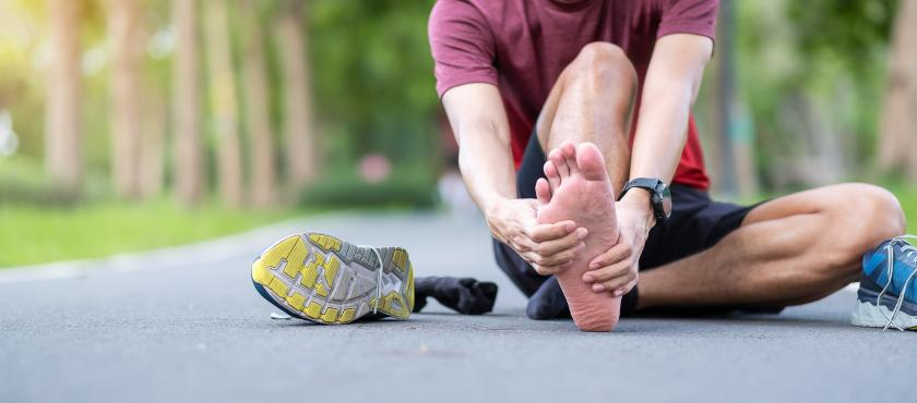 main of That Sore Foot May Be Due to Plantar Fasciitis
