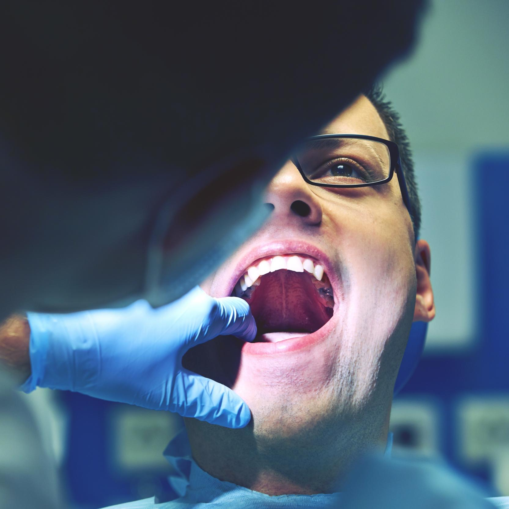 banner of Oral Cancer Can Occur In a Variety of Locations Within the Mouth