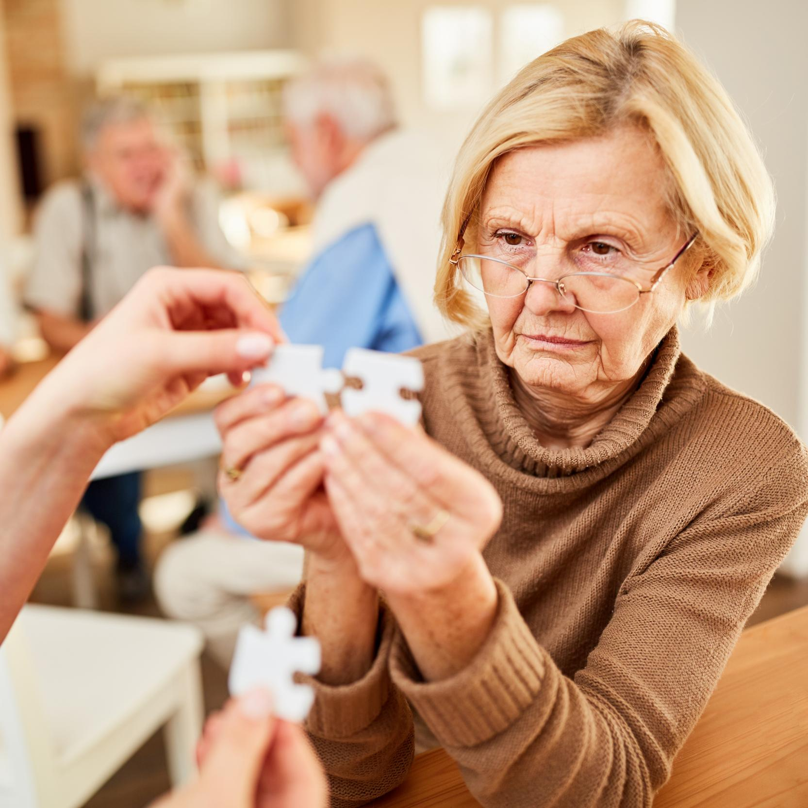 banner of Dementia Can Be a Devastating Condition To Handle